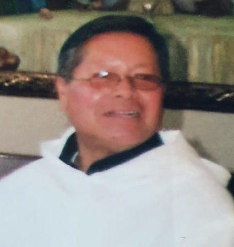 Fr. Luis Guzmán, O. de M.