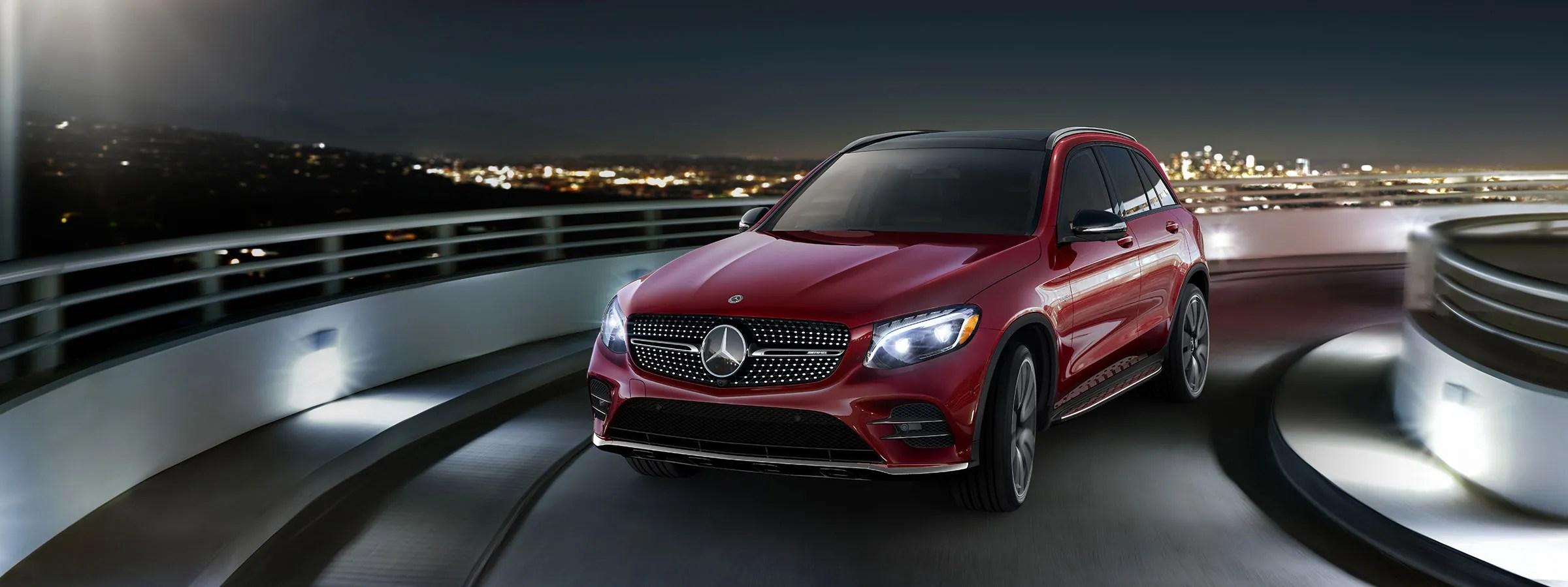 2018 Mercedes AMG GLC 4MATIC SUV Mercedes Benz