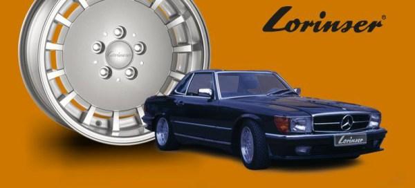 Lorinser Préparateur Automobiles Allemand