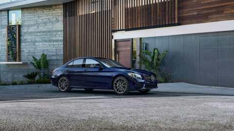 Bilanz: Mercedes-Benz steigerte den Absatz in den USA im Jahr 2019 um 1 Prozent