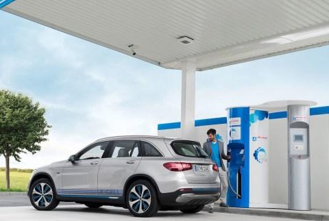 Dieses Jahr eröffnet die 100. Wasserstofftankstelle in Deutschland