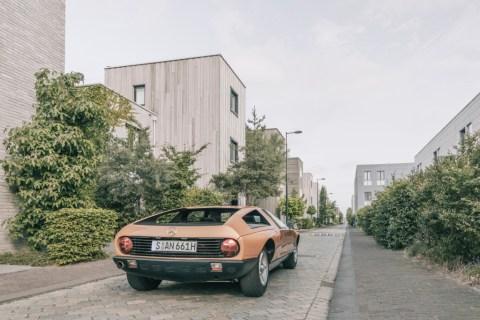 Vor 50 Jahren: Der Mercedes-Benz C 111-II feierte Premiere auf Genfer Automobilsalon 1970