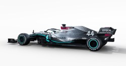 Mercedes-AMG Petronas F1 Team, F1 W11 EQ Performance