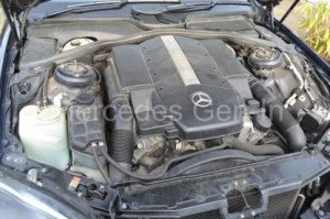 P0410 Secondary Air Injection Fix  Mercedes S Class W220  Mercedes GenIn