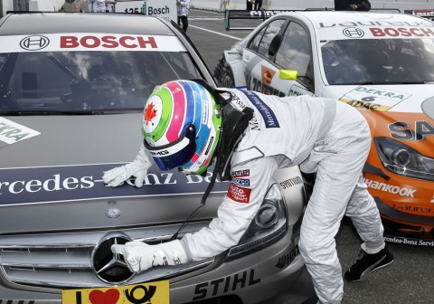 Mercedes-dtm-Bruno-Spengler