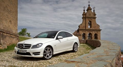 Mercedes-Benz C63 Amg Coupe c204