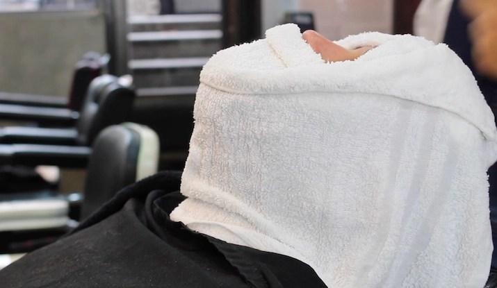 shaving-hot-towel