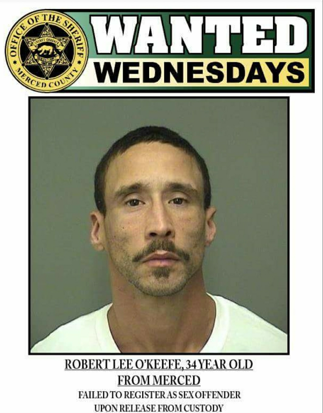 Merced county ca sex offenders