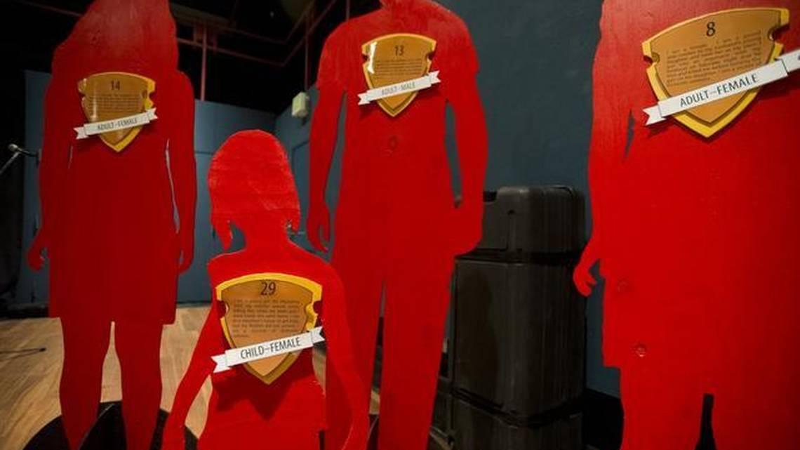 Silent Witness Project Sheds Light On Domestic Violence