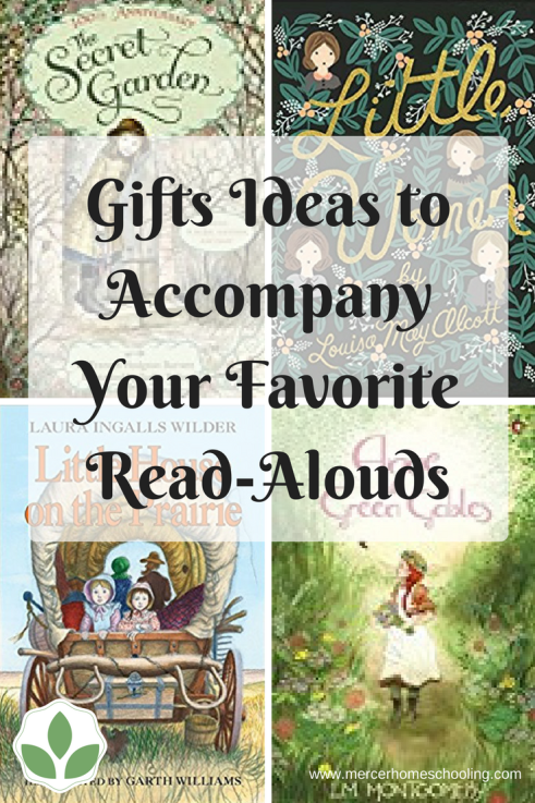 Gifts to accompany your favorite read-alouds