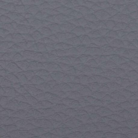 coupon simili cuir uni 50 x 140 cm gris anthracite