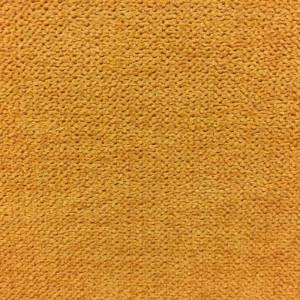 tissu rideau occultant souple alaska jaune moutarde x10cm