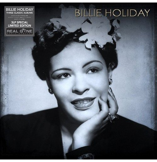Vynil Billie Holiday Three Classic Albums 3 Lp For