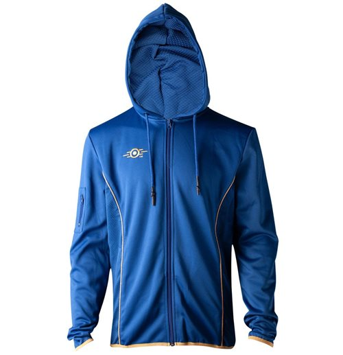 Official Fallout 76 Hooded Sweater Vault 76 TeQ Buy