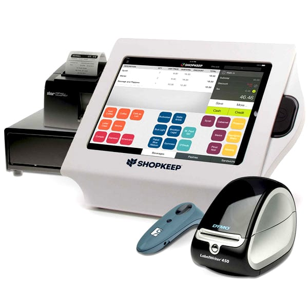 Convenience Store Clover Point Of Sale System By Shopkeep