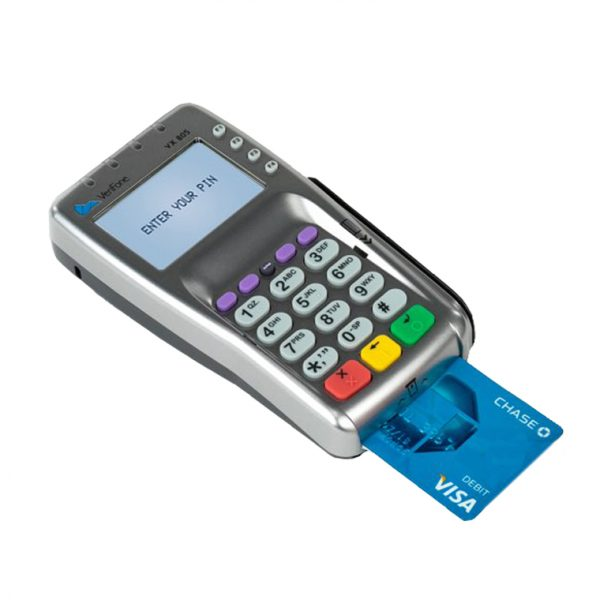 Verifone VX805 PIN Pad Old