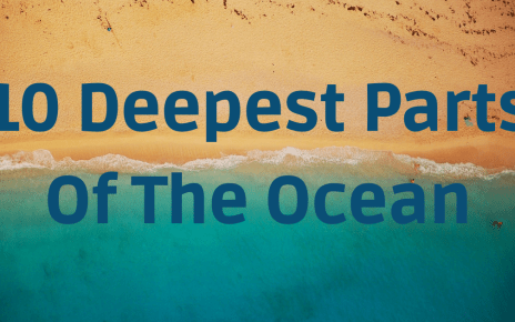 Deepest ocean trench