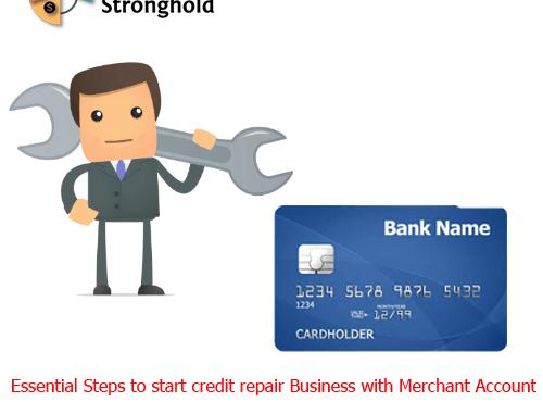 CREDIT REPAIR HIGH RISK BUSINESS