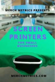 Gen Screen Printers Sm Bus