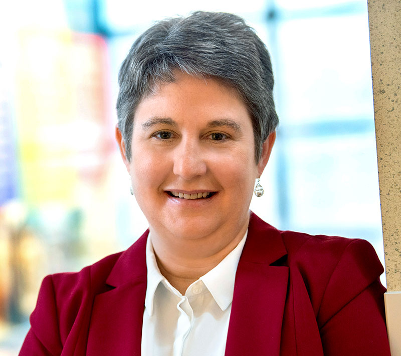 Vicki Goodman, vice president, therapeutic area head, late-stage oncology