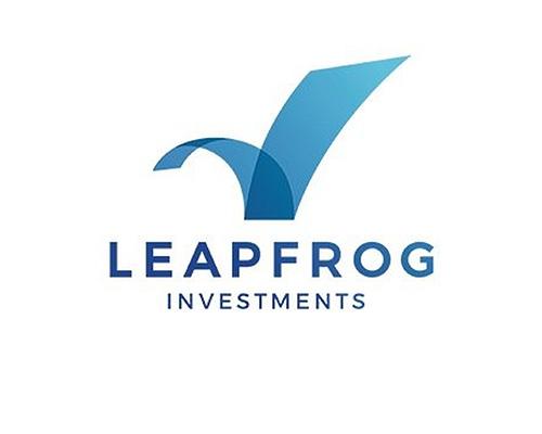 LeapFrog investments logo
