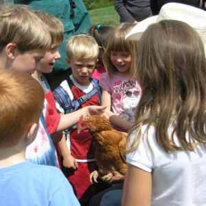 vermont farm visit