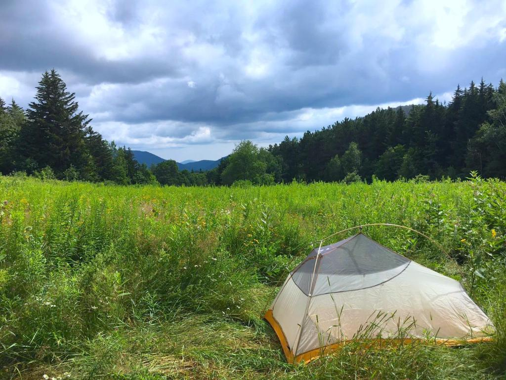 Overnight stays at Merck Forest and Farmland
