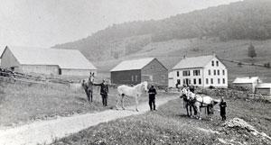 VT farmland history