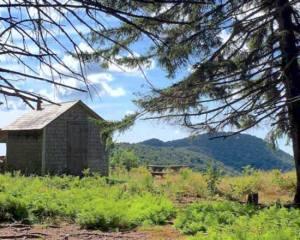 cabin rental vermont scenic view