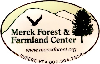 Merck Forest sticker
