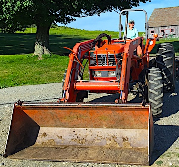 VT tractor