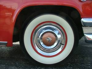1954 Mercury Wheel Cover