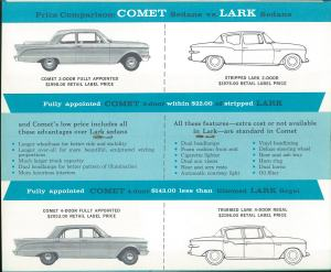 1960 Comet Quick Facts Pg 8
