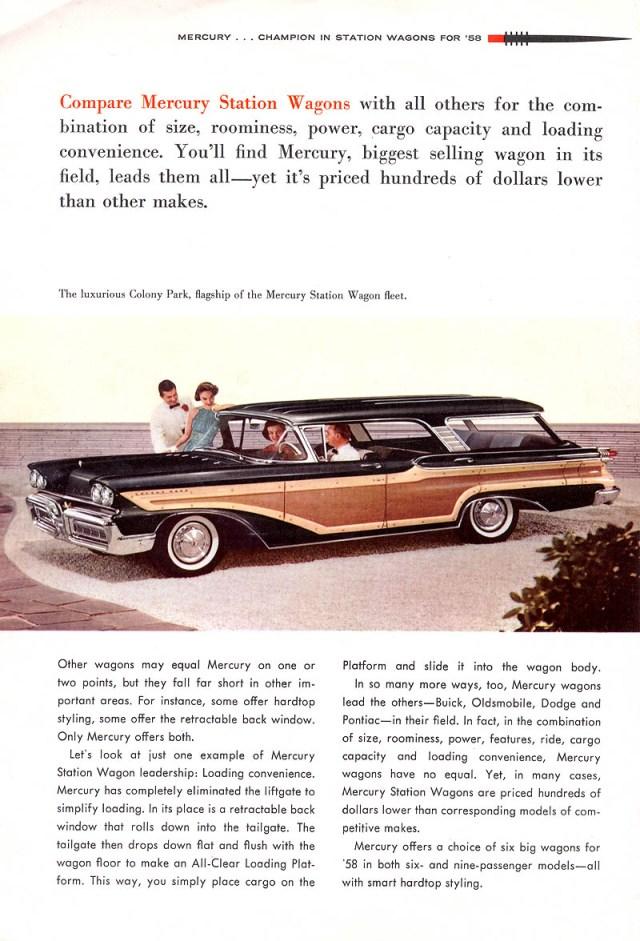 1958 Mercury Page 6
