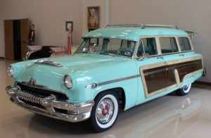 1954 Mercury Monterey Station Wagon