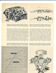 Ford-Mercury's New OHV V8 Engine Pg  3