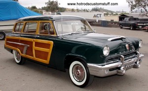 1952 Mercury Station Wagon