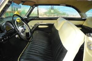 1953 Mercury Monterey interior