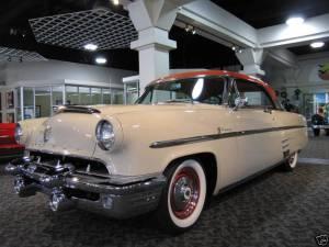 1953 Mercury Monterey Sport Coupe