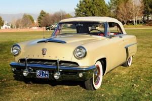 1952 Mercury Monterey Convertible