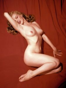 Norma Jean - Playboy's First Centerfold
