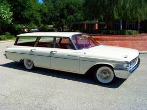 1961 Mercury Commuter