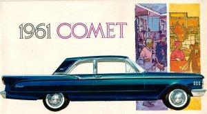 1961 Comet Pg 1
