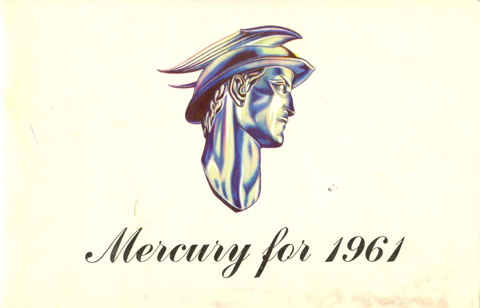 1961 Mercury Owners Manual | Mercury Automobile History