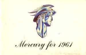 1961 Mercury Owners Manual Pg 1