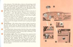 1961 Mercury Owners Manual Pg 12