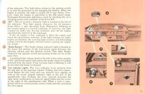 1961 Mercury Owners Manual Pg 12