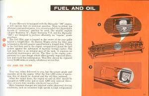 1961 Mercury Owners Manual Pg 20
