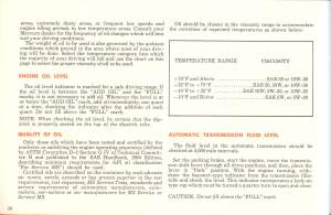 1961 Mercury Owners Manual Pg 21