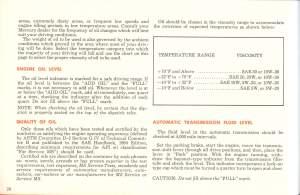 1961 Mercury Owners Manual Pg 21